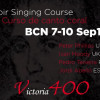 Victoria 400: Curso de Canto Coral en Barcelona