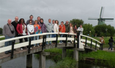 El Grupo Vocal Elkhos en los Países Bajos