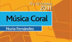 Taller Coral de la FCNAE con Nuria Fernández