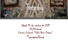 """2º Encuentro de Cultura Iberoamericana """"Tantanakuy"""""""