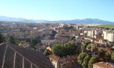 Segovia es una ciudad terriblemente hermosa, por César Alejandro Carrillo