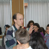 Coro Escolar de Hortaleza: Taller con David Azurza, por Montag Olivera