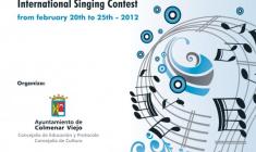 VII Concurso Internacional de Canto Villa de Colmenar Viejo