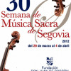 30 Semana de Msica Sacra de Segovia