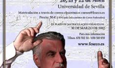 Cursos FESECO 2012