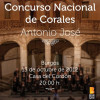 XI Certamen Nacional de Corales Antonio José