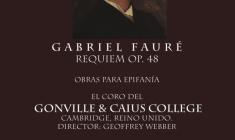 El Coro del Gonville & Caius College de Cambridge en España
