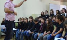 Emotivo curso Agrupacoros con Josu Elberdin, por Lara Villar