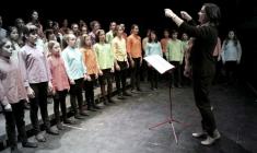 III Seminario Coro Las Veredas con Junkal Guerrero, por Enrique Martín