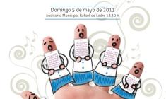 """III Encuentro de Escolanías """"Ciudad de Tomares"""""""