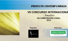 Fallados los premios del Concurso Internacional Amadeus de Composición Coral