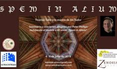 Zenobia Música: Seminario-Encuentro de coros españoles con Peter Phillips