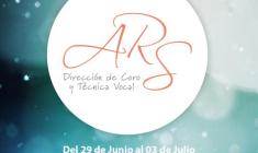 """Kromátika: """"Ars"""" I Curso de Dirección Coral y Técnica Vocal"""
