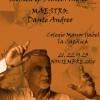 """Taller: """"Los poetas andaluces en la música de Dante Andreo"""""""