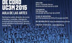 Curso de Dirección de Coro UC3M 2015
