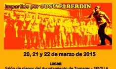 Josu Elberdin: IV Curso De Dirección de Coros Infantiles y Juveniles Ciudad de Tomares