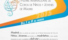 I Festival Internacional de Coros de Niños y Jóvenes de Madrid