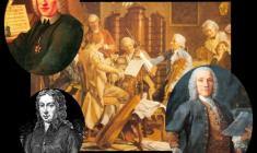 "Grupo vocal ""La Gallarda"": Scarlatti en Familia"