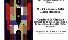 """II Taller de Música Coral """"Subordania"""", con Nuria Fernández"""