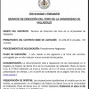 Convocatoria: Director del Coro de la Universidad de Valladolid