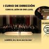 I Curso de Dirección LDO 2017 con Marco Antonio García de Paz
