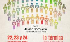 XIII Taller de Música Vocal Contemporánea del Orfeón Universitario de Málaga con Javier Corcuera