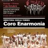 Ciclo Moncayo de Música Solidaria: Coro Enarmonía