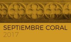 Septiembre Coral 2017 en el Castillo de Manzanares el Real