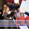 """""""We Are Singing Adriatic"""" Croatia y Eslovenia 2018"""