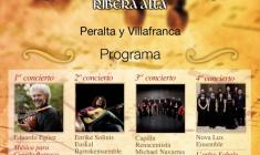 2º Festival de música Barroca de la Ribera Alta