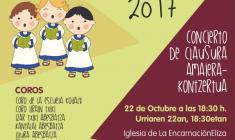 BAE: II Encuentro de Coros Infantiles