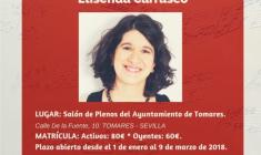 VII Curso de Dirección de Coros Infantiles Ciudad de Tomares con Elisenda Carrasco