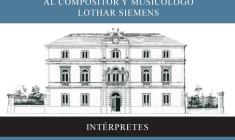 Camerata Lacunensis: concierto homenaje a Lothar Siemens