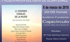 """""""11 visiones corales de la mujer"""" por César Zumel"""
