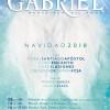 """""""Gabriel"""" Gira de Navidad de la Familia Coral Santiago Apóstol"""