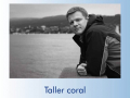 Taller Coral con Eriks Esenvalds