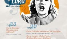 """VI Ciclo Música Coral Musicaire: """"Los sábados al coro"""""""