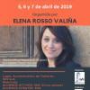 VIII Curso de Dirección de Coros Infantiles Ciudad de Tomares con Elena Rosso