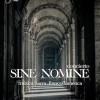 """Ensemble Sombre: programa inaugural """"Sine Nomine"""""""
