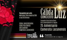 Encuentro Coral 25 Aniversario Camerata Lacunensis