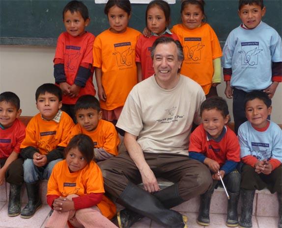 Juan Carlos Arnanz - Voces para la Paz