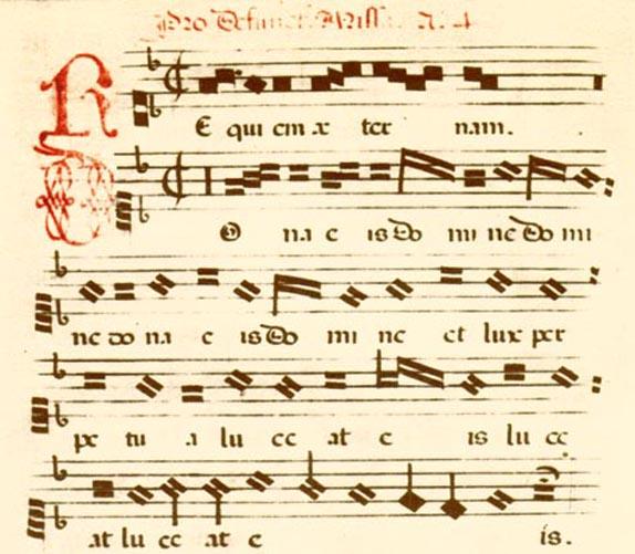 música española siglo XVI