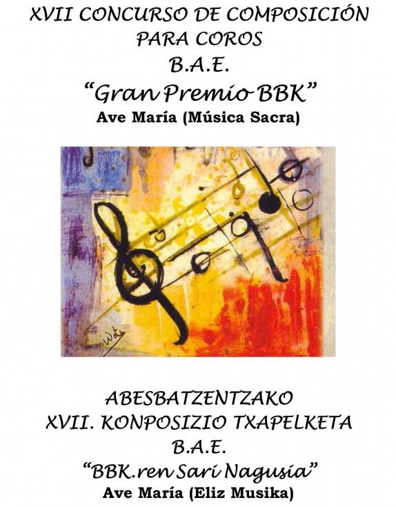 Bases Concurso Composición 2013