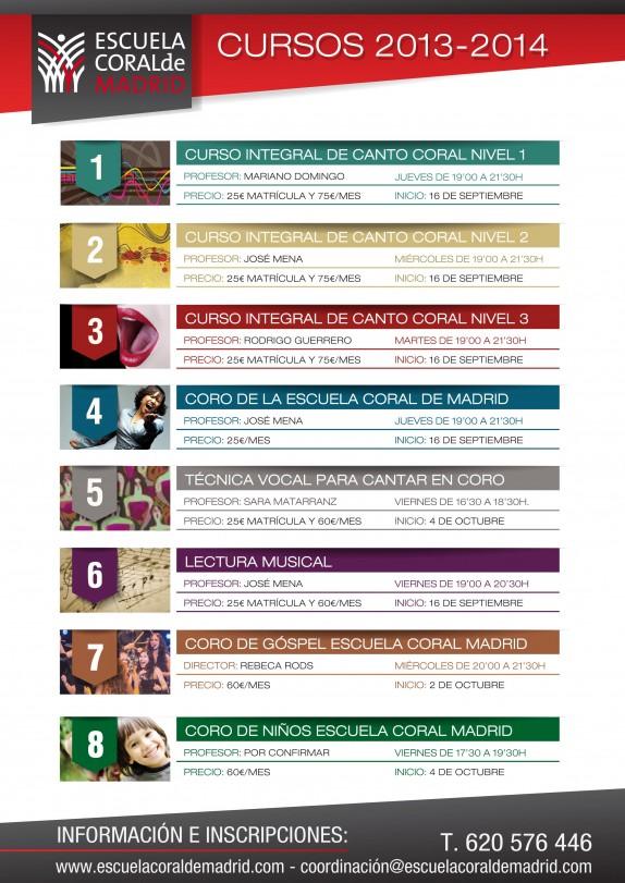 Cartel A4_cursosECM 2013-14