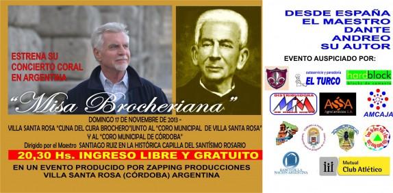 Misa Brocheriana