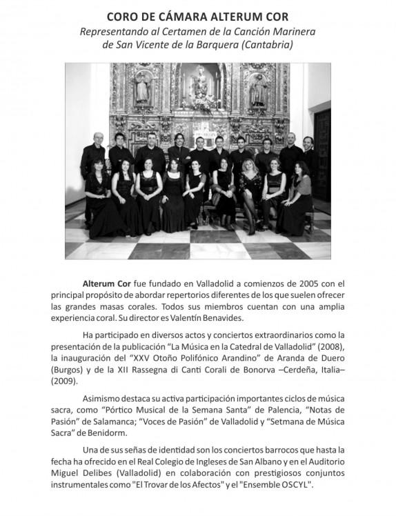 Programa Coral 2013-8