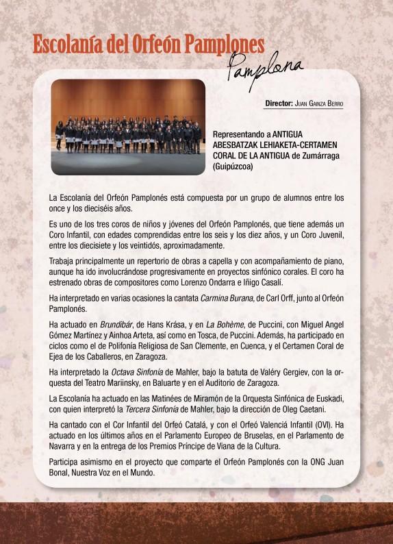 Programa de mano del GP Ejea 2014-6