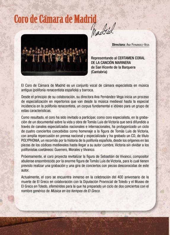 Programa de mano del GP Ejea 2014-9