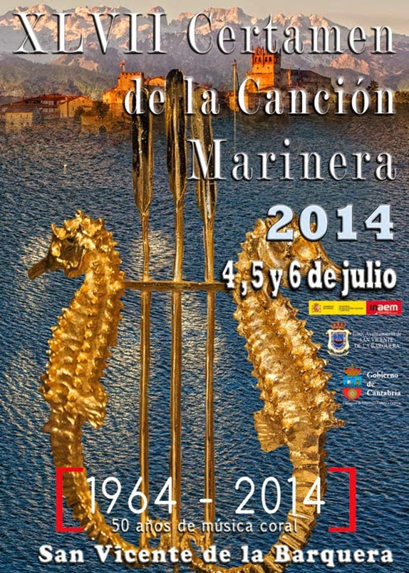 Certamen Cancion Marinera2014