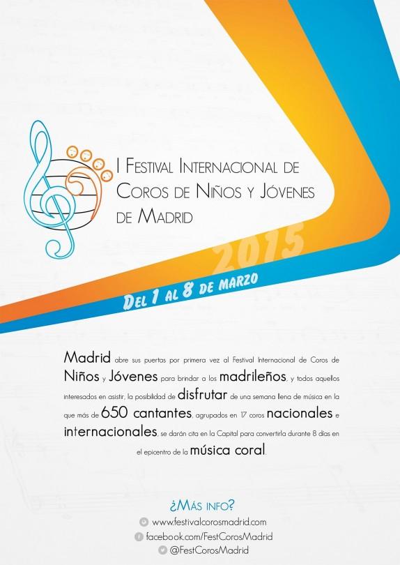 I Festival Int Jovenes y Niños